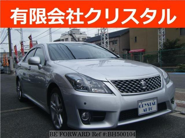 Used 2011 TOYOTA CROWN BH500104 for Sale