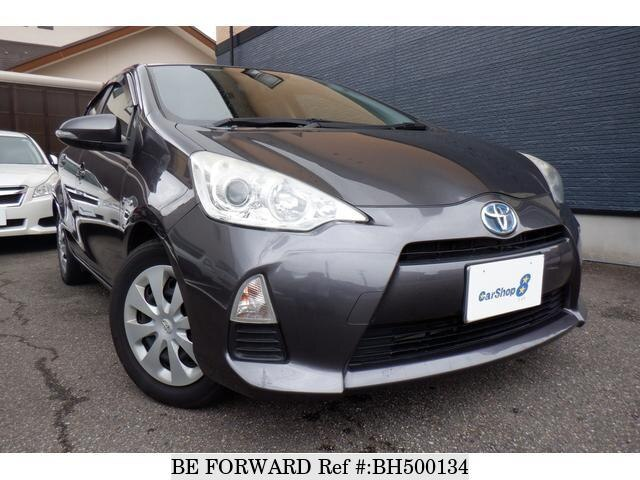 Used 2012 TOYOTA AQUA BH500134 for Sale