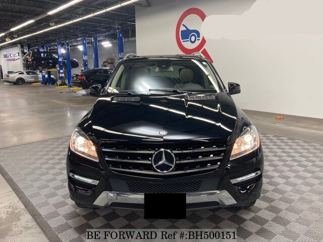 Used 2015 MERCEDES-BENZ M-CLASS BH500151 for Sale