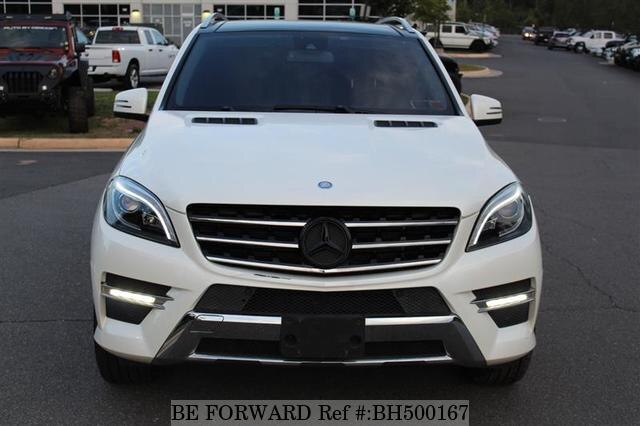 Used 2014 MERCEDES-BENZ M-CLASS BH500167 for Sale