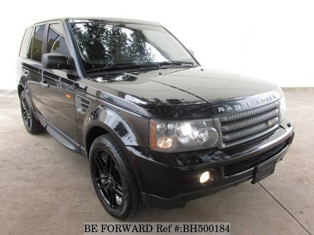 Used 2008 LAND ROVER RANGE ROVER SPORT BH500184 for Sale