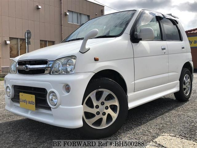 Used 2004 DAIHATSU TERIOS KID BH500288 for Sale