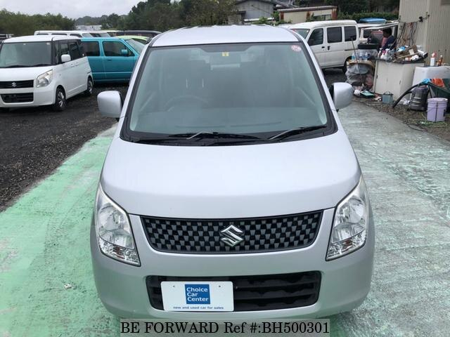 Used 2012 SUZUKI WAGON R BH500301 for Sale