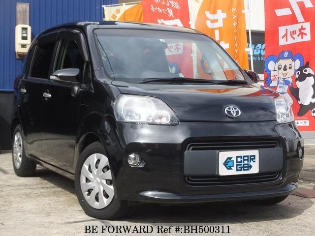 Used 2013 TOYOTA PORTE BH500311 for Sale