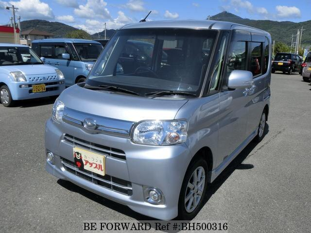 Used 2013 DAIHATSU TANTO BH500316 for Sale