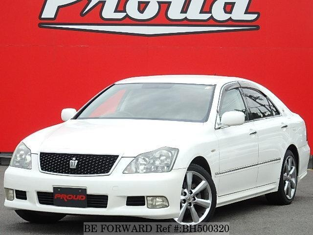 Used 2006 TOYOTA CROWN BH500320 for Sale