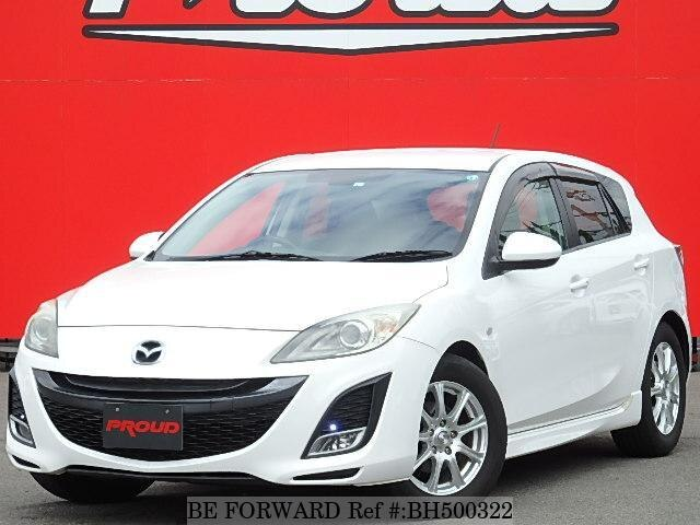 Used 2011 MAZDA AXELA SPORT BH500322 for Sale
