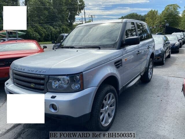 Used 2008 LAND ROVER RANGE ROVER SPORT BH500351 for Sale