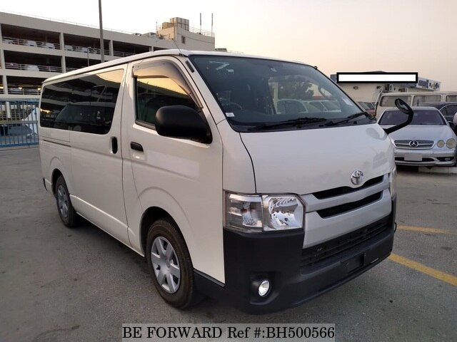 Used 2015 TOYOTA HIACE VAN BH500566 for Sale