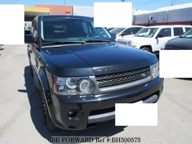 Used 2011 LAND ROVER RANGE ROVER SPORT BH500575 for Sale