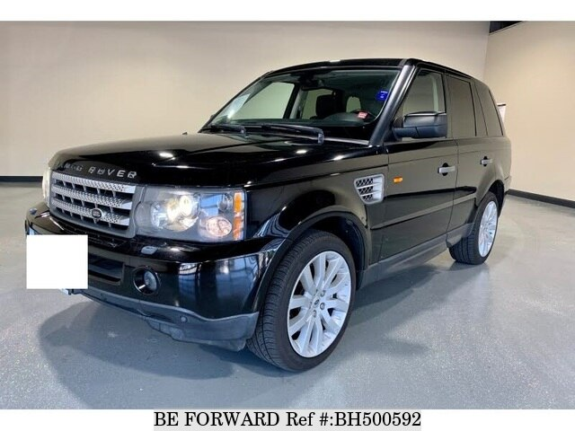Used 2008 LAND ROVER RANGE ROVER SPORT BH500592 for Sale