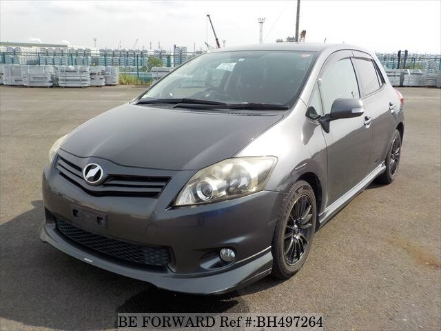 Used 2010 TOYOTA AURIS BH497264 for Sale