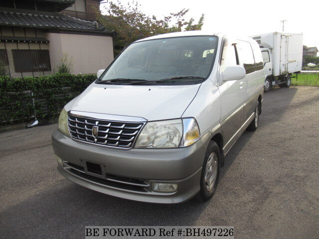 Used 1999 TOYOTA GRAND HIACE BH497226 for Sale