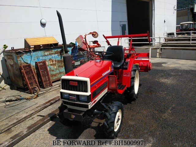 Used 1987 YANMAR F16D BH500997 for Sale