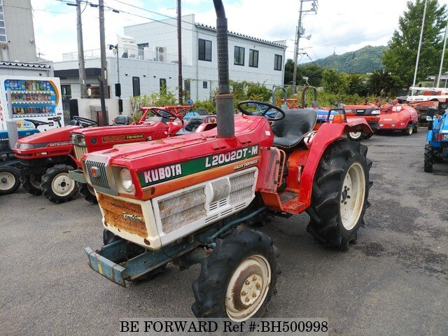 Used 1983 KUBOTA L2002D BH500998 for Sale