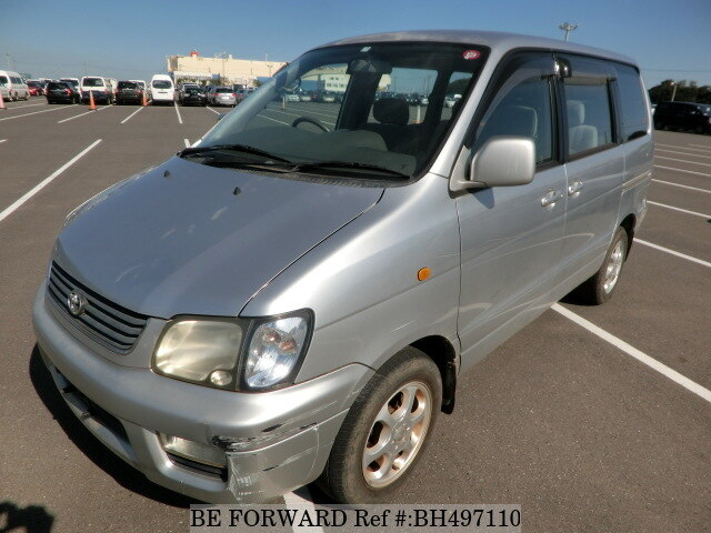 Used 2001 TOYOTA LITEACE NOAH BH497110 for Sale