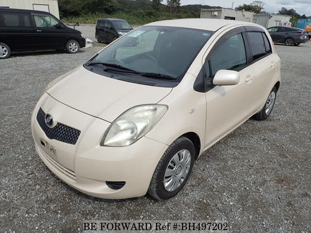 Used 2005 TOYOTA VITZ BH497202 for Sale