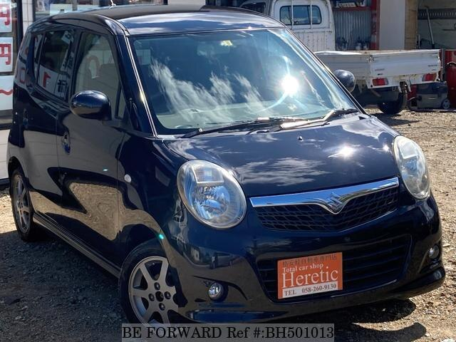 Used 2007 SUZUKI MR WAGON BH501013 for Sale