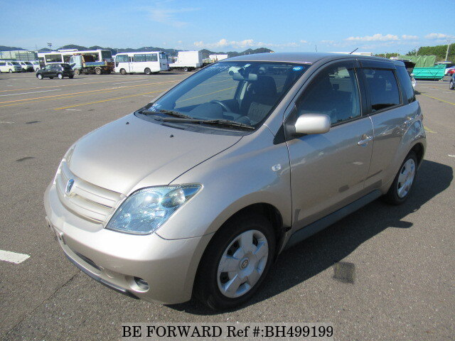Used 2003 TOYOTA IST BH499199 for Sale