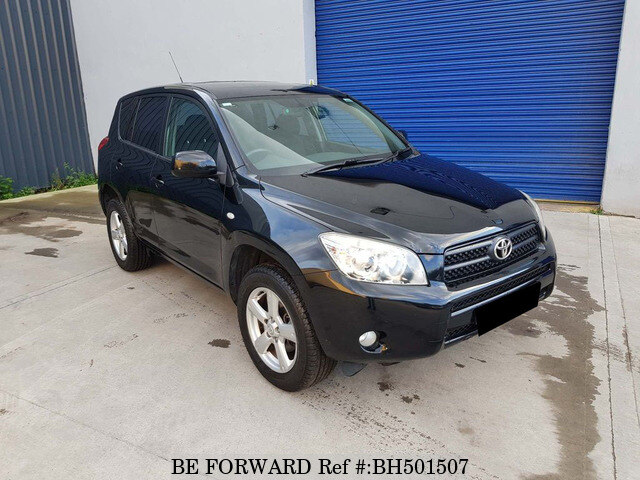 Used 2007 TOYOTA RAV4 BH501507 for Sale
