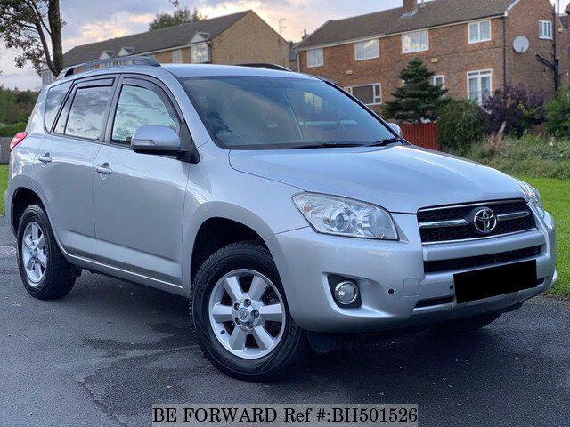 Used 2010 TOYOTA RAV4 BH501526 for Sale