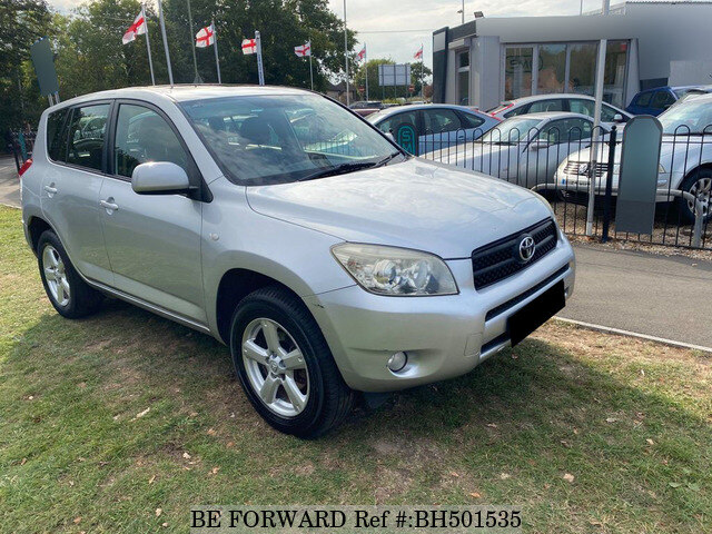 Used 2006 TOYOTA RAV4 BH501535 for Sale