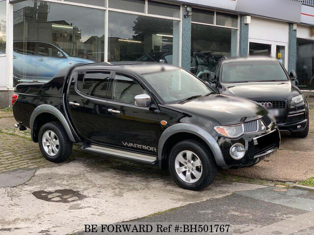 Used 2007 MITSUBISHI L200 BH501767 for Sale