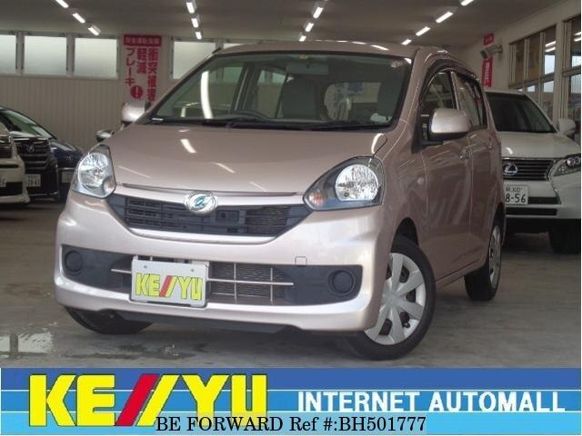 Used 2015 DAIHATSU MIRA ES BH501777 for Sale