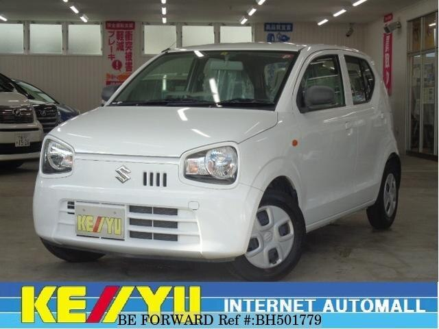 Used 2015 SUZUKI ALTO BH501779 for Sale