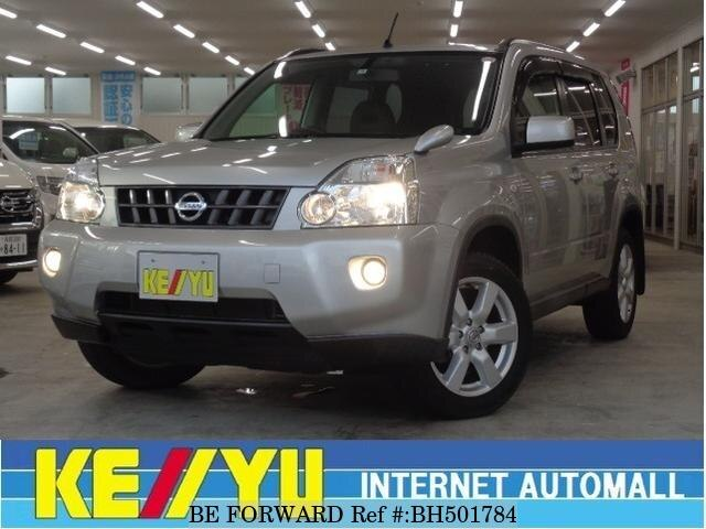 Used 2010 NISSAN X-TRAIL BH501784 for Sale