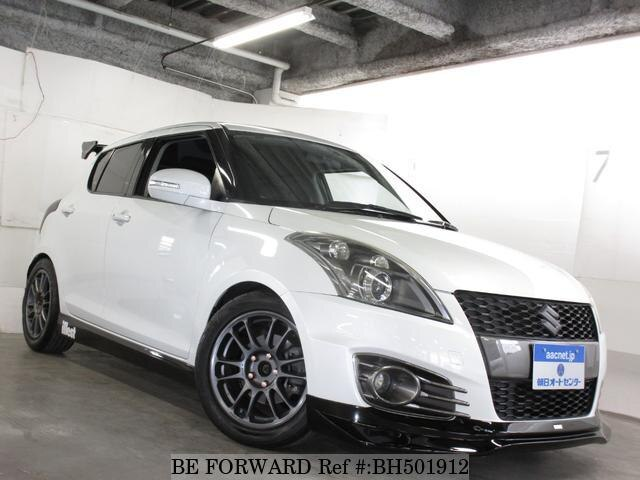 Used 2013 SUZUKI SWIFT BH501912 for Sale