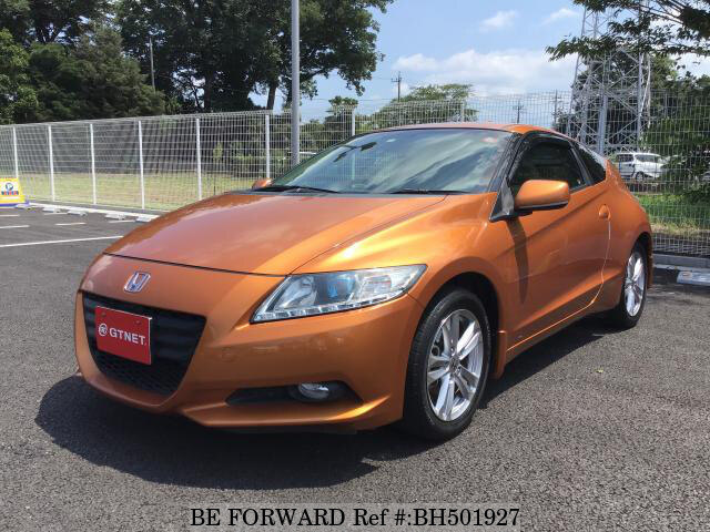 Used 2010 HONDA CR-Z BH501927 for Sale