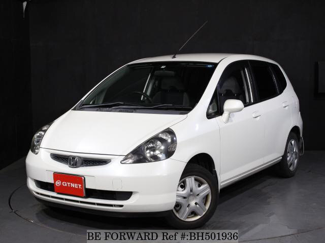 Used 2003 HONDA FIT BH501936 for Sale