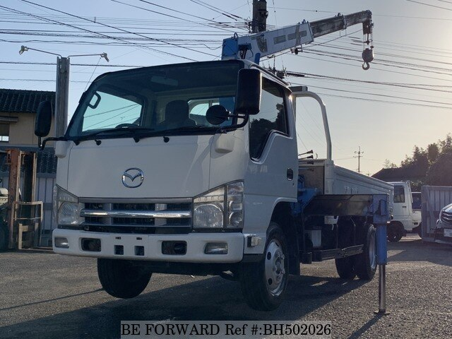 Used 2007 MAZDA TITAN BH502026 for Sale