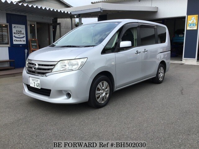 Used 2012 NISSAN SERENA BH502030 for Sale