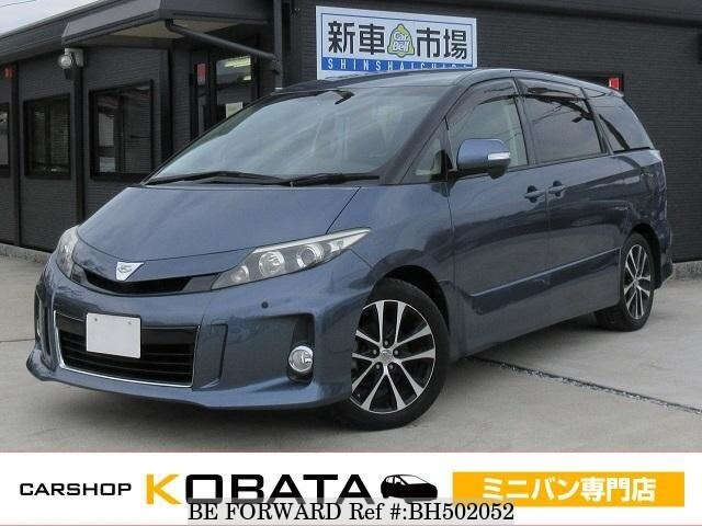 Used 2012 TOYOTA ESTIMA BH502052 for Sale