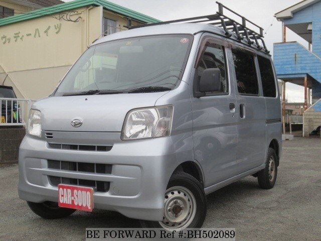 Used 2011 DAIHATSU HIJET CARGO BH502089 for Sale