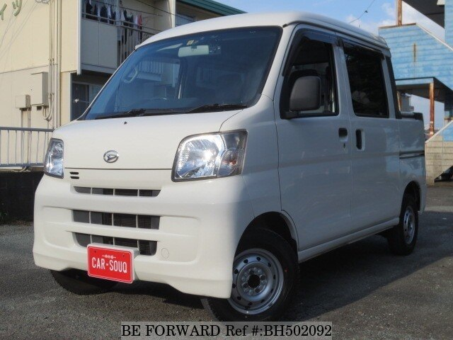 Used 2015 DAIHATSU HIJET TRUCK BH502092 for Sale