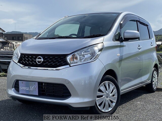 Used 2013 NISSAN DAYZ BH502155 for Sale