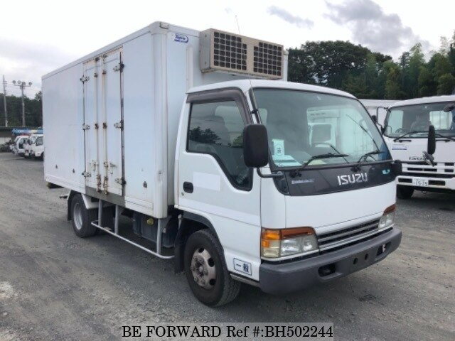 Used 2001 ISUZU ELF TRUCK BH502244 for Sale