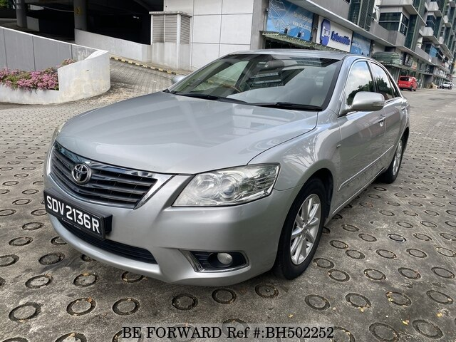 Used 2012 TOYOTA CAMRY BH502252 for Sale