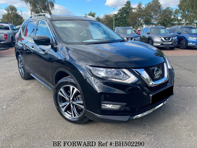 Used 2018 NISSAN X-TRAIL BH502290 for Sale