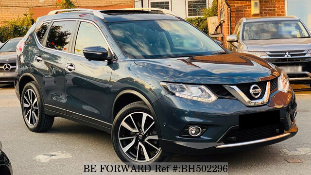 Used 2017 NISSAN X-TRAIL BH502296 for Sale