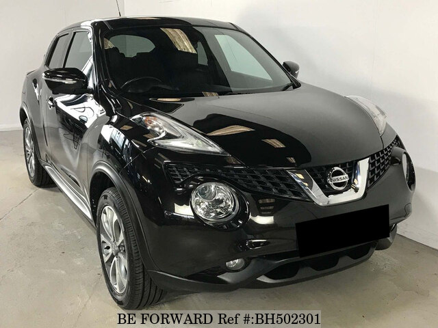 Used 2017 NISSAN JUKE BH502301 for Sale