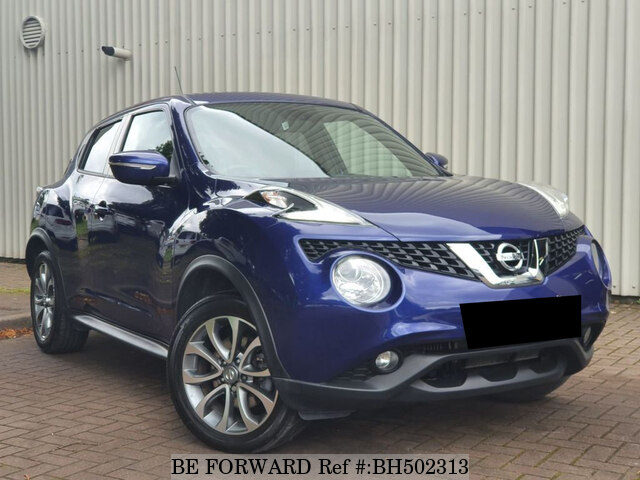 Used 2018 NISSAN JUKE BH502313 for Sale