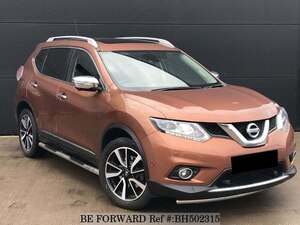 Used 2017 NISSAN X-TRAIL BH502315 for Sale
