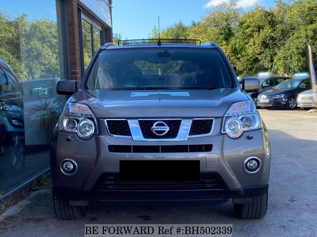 Used 2014 NISSAN X-TRAIL BH502339 for Sale
