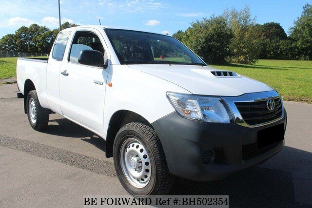 Used 2015 TOYOTA HILUX BH502354 for Sale