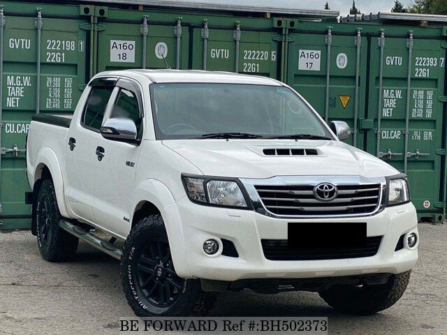 Used 2015 TOYOTA HILUX BH502373 for Sale