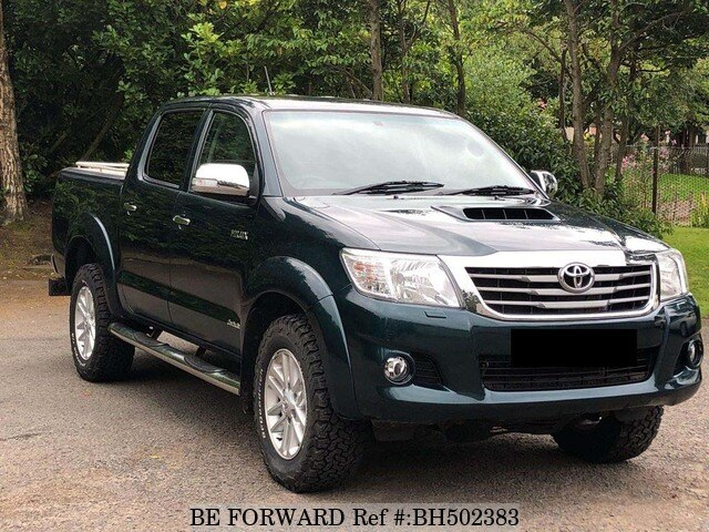 Used 2016 TOYOTA HILUX BH502383 for Sale
